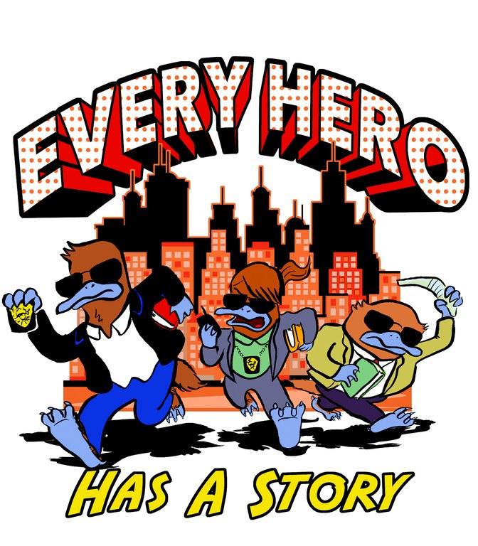 Hero Slogan