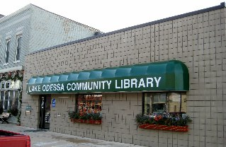 Library Front 2012